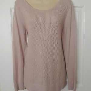 ANN TAYLOR sweater super soft Size L